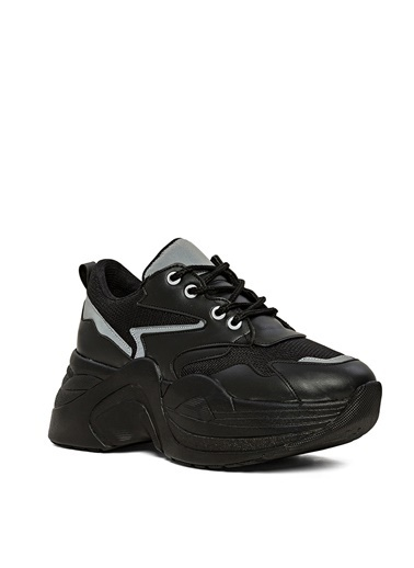 Sole Sisters Spor Ayakkabı Siyah - Stina Siyah